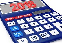 Impôt sur le revenu 2018
